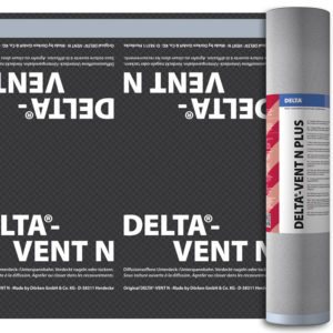 delta vent n / delta vent n plus диффузионная мембрана