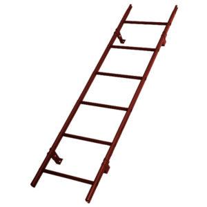 Кровельная лестница RAL8017