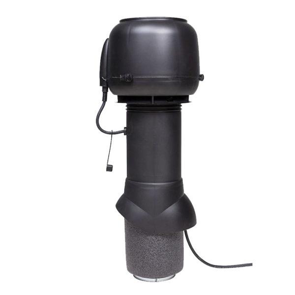 Вентилятор e120 p/125/500 vilpe черный