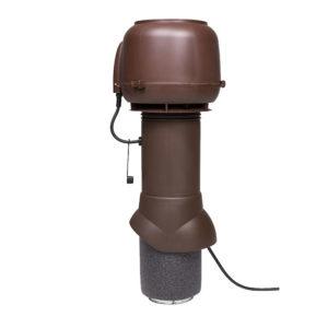 Вентилятор e120 p/125/500 vilpe коричневый