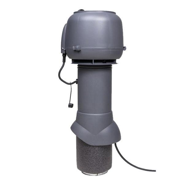 Вентилятор e120 p/125/500 vilpe серый