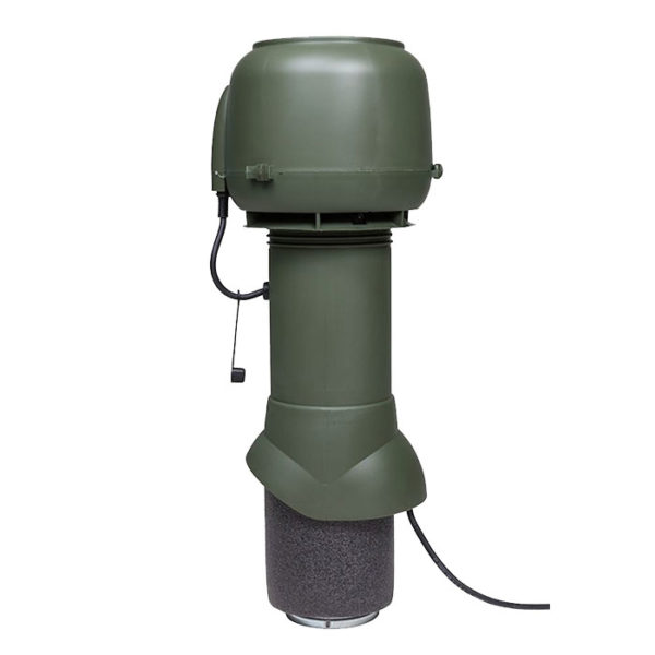 Вентилятор e120 p/125/500 vilpe зеленый