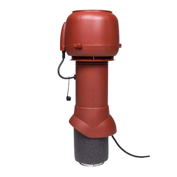 Вентилятор e120 p/125/500 vilpe красный