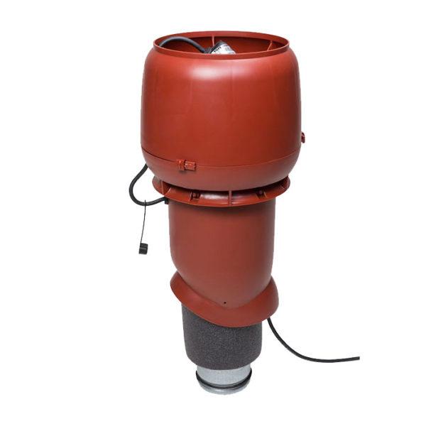 Вентилятор e190 p/125/500 vilpe красный