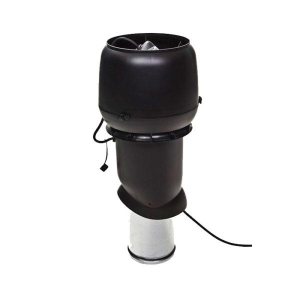 Вентилятор E220 Р/160/500 Vilpe черный