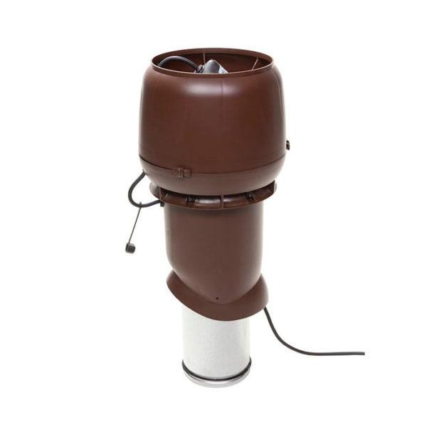 Вентилятор e220 p/160/500 vilpe коричневый