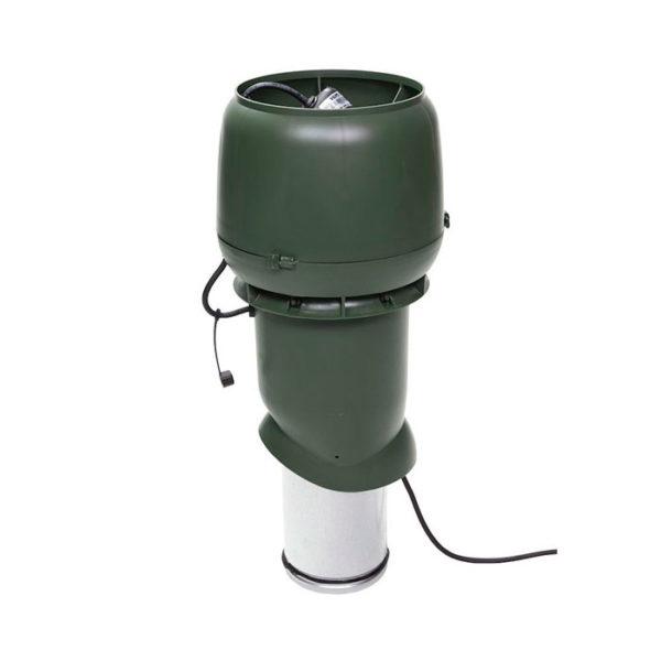 Вентилятор e220 p/160/500 vilpe зеленый