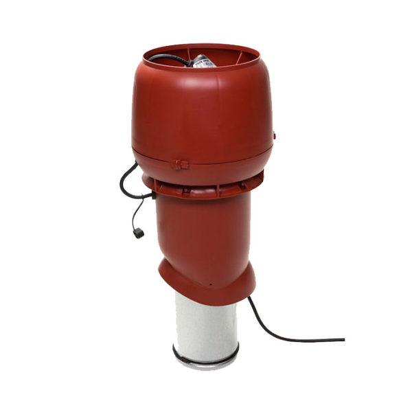 Вентилятор e220 p/160/500 vilpe красный
