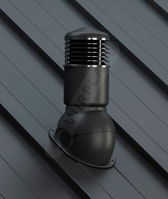 Вентиляционный выход 150 Wirplast К55 применение