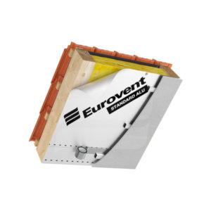 Eurovent STANDARD ALU130 пароизоляция с алюминиевым рефлексным слоем
