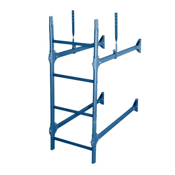 Лестница стеновая RAL5005