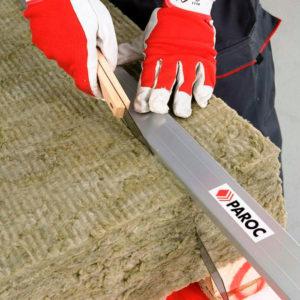 PAROC Extra Light толщина 100 мм базальтовый утеплитель