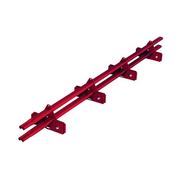 Снегозадержатель трубчатый престиж фальц RAL3005