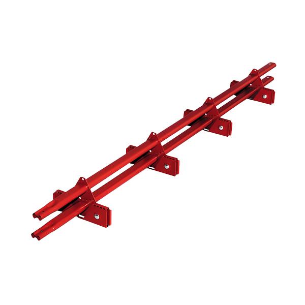 Снегозадержатель трубчатый престиж фальц RAL3011