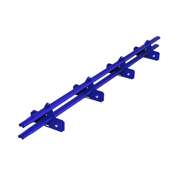 Снегозадержатель трубчатый престиж фальц RAL5005