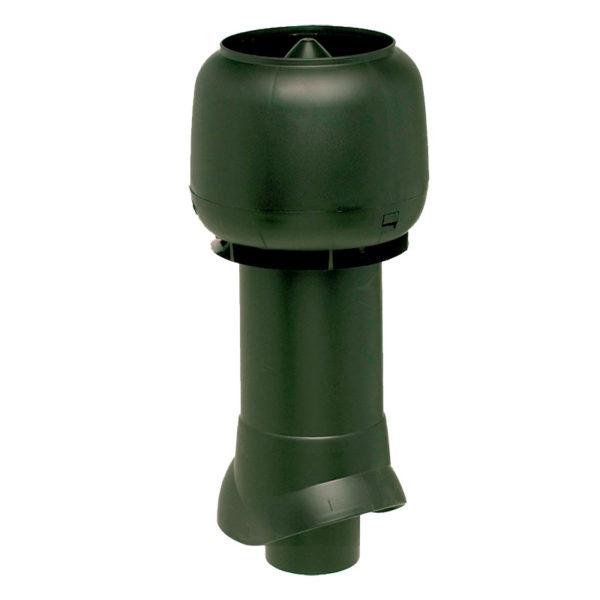 Вентиляционный выход утепленный 110/ИЗ/500 vilpe зеленый