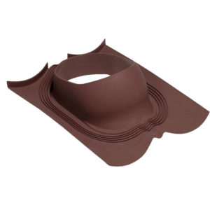 DECRA проходной элемент Vilpe коричневый