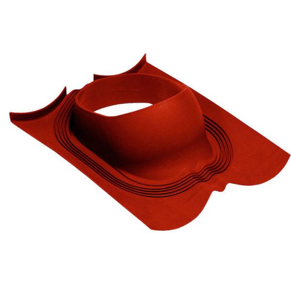 DECRA проходной элемент Vilpe красный