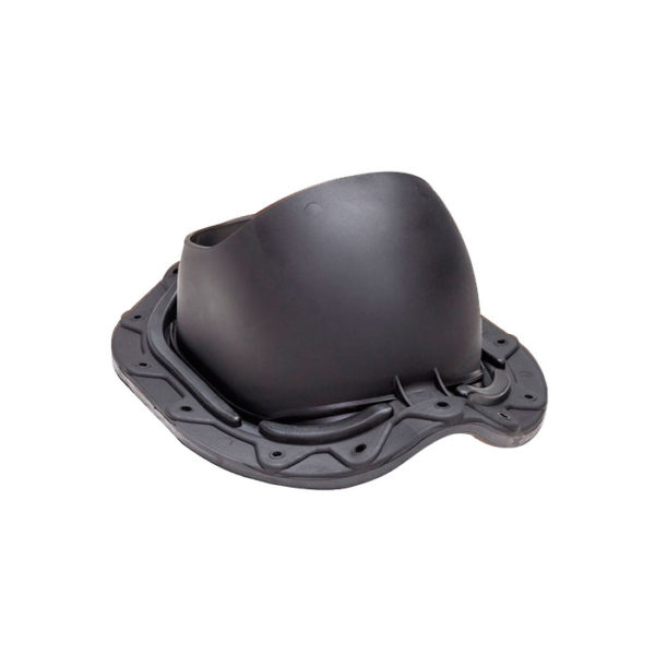 MUOTOKATE проходной элемент Vilpe черный