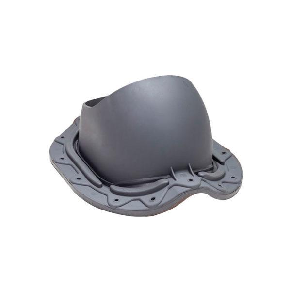 MUOTOKATE проходной элемент Vilpe серый