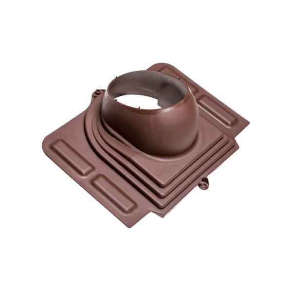 PELTI проходной элемент Vilpe коричневый