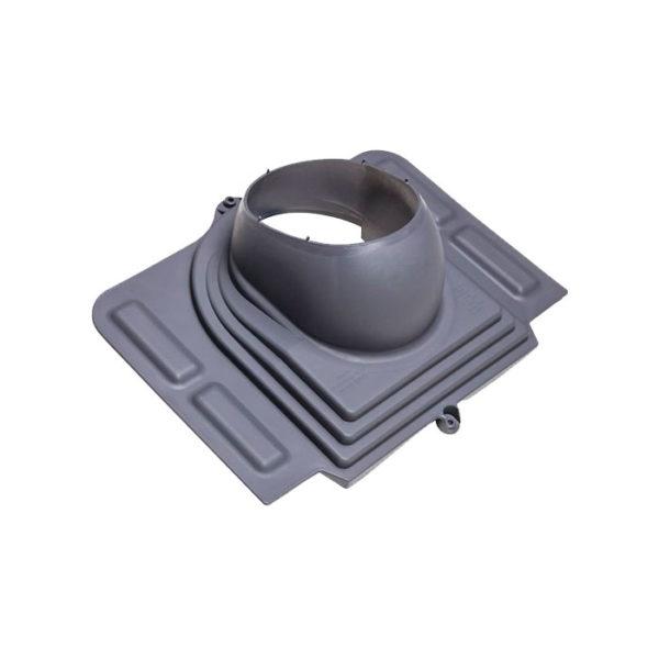 PELTI проходной элемент Vilpe серый