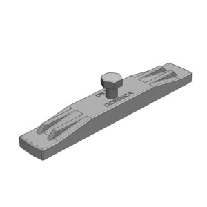 Крепление для ливневых решеток DN150
