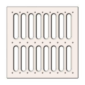 Решетка стальная штампованная для дождеприемника