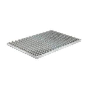 Решетка стальная ячеистая оцинкованная 590х390