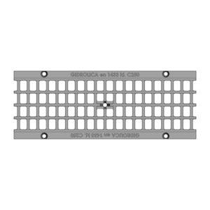 Решетка ливневая чугунная ячеистая DN150