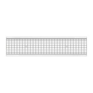 Решетка ливневая стальная ячеистая DN200