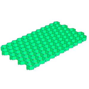 Газонная решетка пластиковая