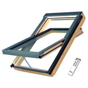 FAKRO FTP-V U3 Z-Wave Люкс электроуправляемое окно