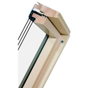 FAKRO FTP-V U5 Termo Люкс энергосберегающее окно