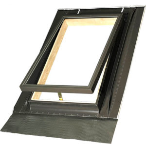 FAKRO WGI окно-люк для холодных чердаков