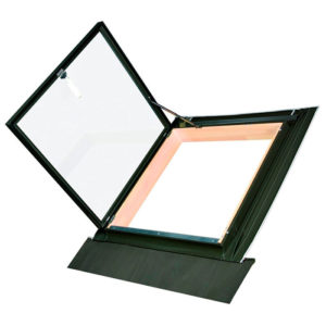 FAKRO WLI окно-люк для холодных чердаков