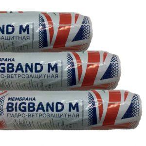 BIGBAND М гидроизоляционная диффузионная мембрана