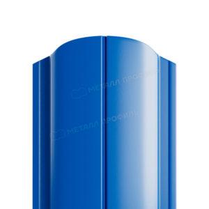 Металлический штакетник МП ELLIPSE односторонний 5005