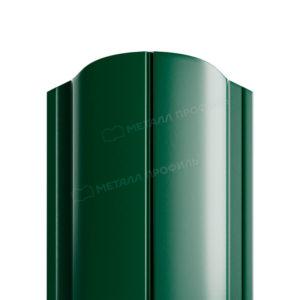 Металлический штакетник МП ELLIPSE 6005