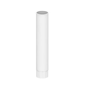 Труба водосточная МП Гранд Систем белый RAL9010