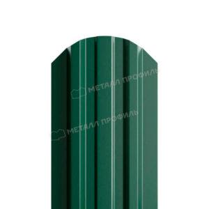 Металлический штакетник МП LANE RAL 6005