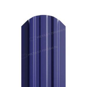 Металлический штакетник МП LANE односторонний RAL 5002