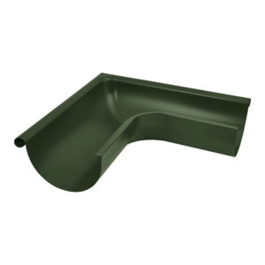 Угол желоба наружный 90º Aquasystem светло-зеленый RR11 PURAL