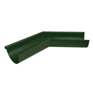 Угол желоба наружный 135º Aquasystem светло-зеленый RR11 PURAL