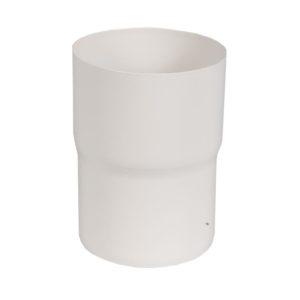 Соединитель трубы Aquasystem белый RR20 PURAL