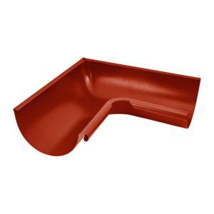 Угол желоба внутренний 90º Aquasystem красный RR29 PURAL