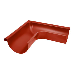 Угол желоба наружный 90º Aquasystem красный RR29 PURAL
