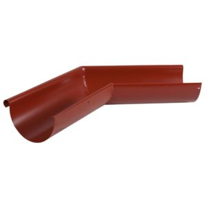 Угол желоба наружный 135º Aquasystem красный RR29 PURAL