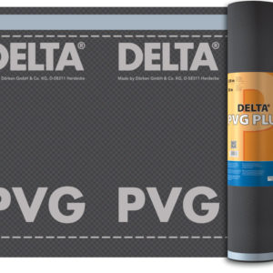 DELTA PVG /PVG PLUS гидроизоляционная (конвекционная) пленка