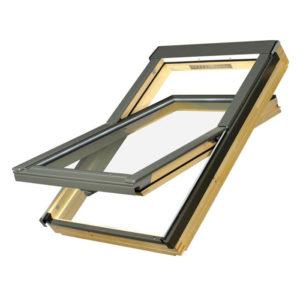 FAKRO FTS-V U4 Standart с двухкамерным стеклопакетом